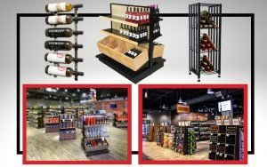 Liquor Store Display Products