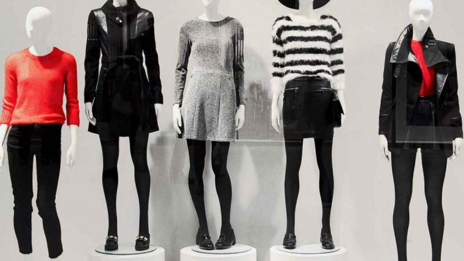 4 Benefits of Using a Mannequin for Your Displays