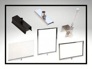 Sign Holder Components