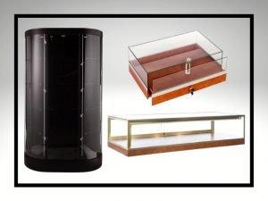 Tecno Display Cases