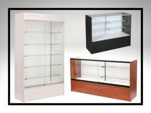 Economy Display Cases