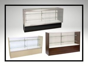 Full Vision Display Cases