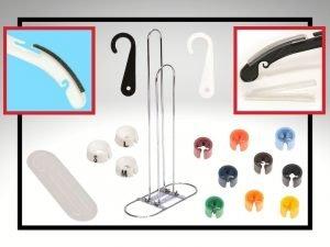 Hanger Accessories and Storage