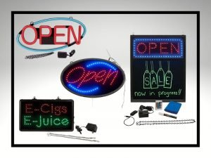 LED and Neon Signs