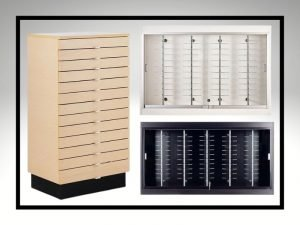 Optical Display Cases