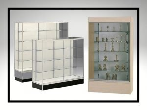 Standing Display Cases