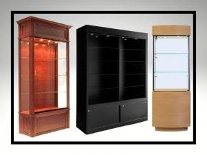 Trophy Display Cases