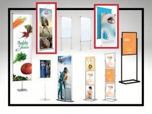 Poster / Banner Display