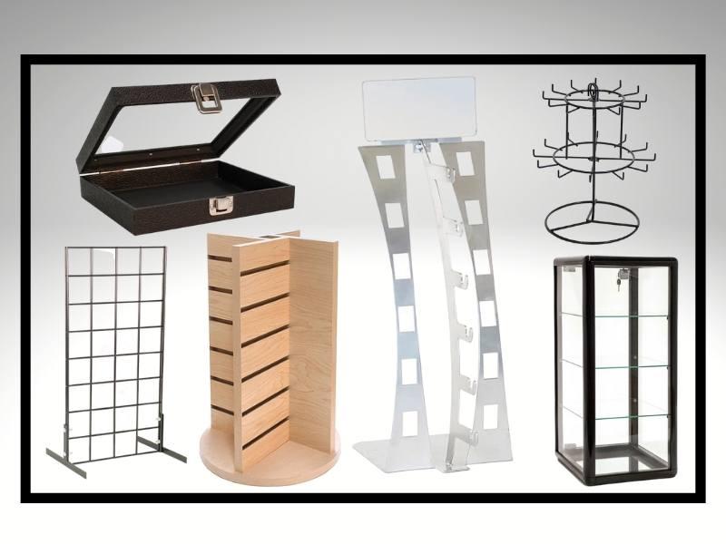 stanchion signs accessories storage
