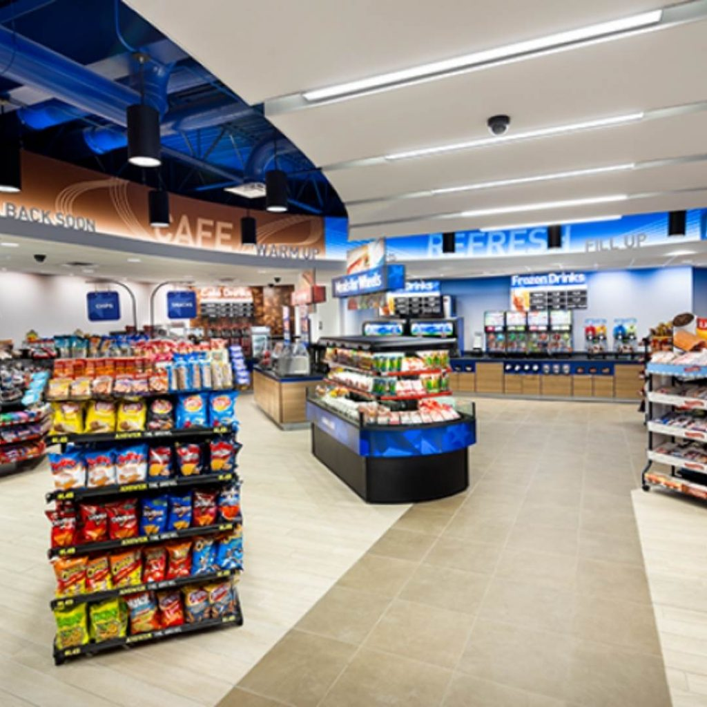 Gas Station Merchandising