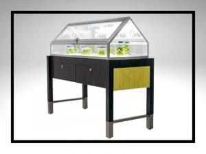Greenhouse Display Cases